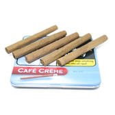 Cafe Creme - Blue  - Tin of 10 Cigarillos