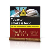 Ritmeester - Royal Dutch (Mini Moods) - Double Filter - Pack of 10