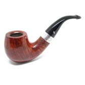 Peterson - Sherlock Holmes Professor Terracotta Smooth P Lip - 9mm Filter