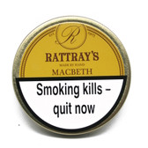 Rattrays - MacBeth -  50g Tin