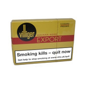 Villiger - Export Pressed (Pack of 5)