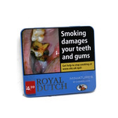 Ritmeester - Royal Dutch - Minatures Blue - Tin of 10 Cigars