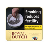 Ritmeester - Royal Dutch - Minatures - Tin of 10 Cigars