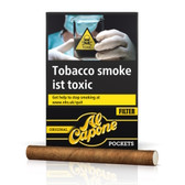 Al Capone - Pockets Original Filter - Pack of 3 Cigarillos