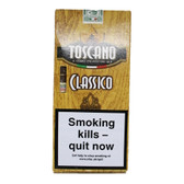 Toscano Classico - Italian Cigars - Pack of 5