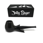 Jolly Roger - Clipperton Pipe  - Grey