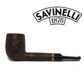Savinelli - Venere  Brownblasted - 703 - 6mm - Canadian
