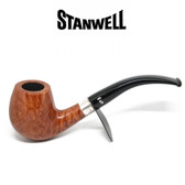 Stanwell - 75 Year Anniversary  Pipe - Model 83 (with Leather Case)