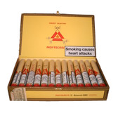 Montecristo -Tubos Cigar - Box of 25 Tubed Cigars