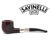 Savinelli - Red Spigot - 122 - 6mm Balsa