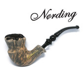 Erik Nørding - Signed Black Grain Freehand #3