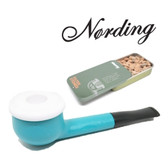 Erik Nørding - Shorty Pipe Blue