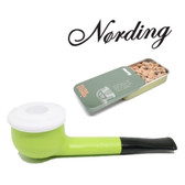 Erik Nørding - Shorty Pipe - Green