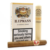 H Upmann - Corona J (Tubed) - Pack of 3 Cigars