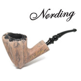 Erik Nørding - Signed Black Grain Freehand #6