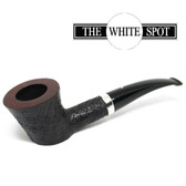 Alfred Dunhill - Shell Briar - 4 BB1112 - Group 4 - Silver Band - White Spot