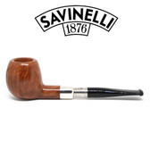 Savinelli - Natural  Spigot - 207 - 6mm Balsa