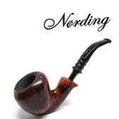 Erik Nørding - Orange Grain Freehand #4