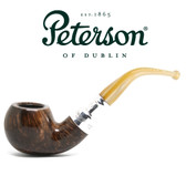 Peterson - Sterling Silver Spigot Caramel -  (Champagne Mouthpiece)