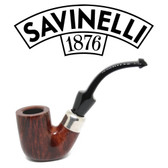 Savinelli - Dry System 620 Smooth  (6mm Filter) Freestanding