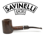 Savinelli - Marron Glace Brown 310 Smooth  (6mm Filter)