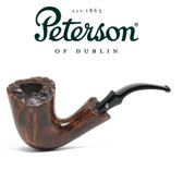 Peterson - Plato - Freehand - Black & White - Fishtail
