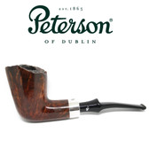 Peterson - Plato - Freehand - Kildare Colour  - Fishtail - Silver Band