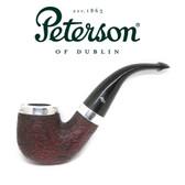 Peterson - X220 - Sandblast - Silver Cap (P Lip) #2