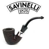 Savinelli - Dry System 621 Rustic  (6mm Filter)