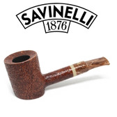 Savinelli - Dolomiti Rustic - 311 - 9mm Filter -Poker