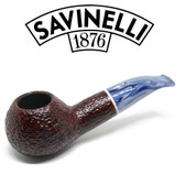 Savinelli - Oceano Rustic - 320 - 6mm Filter