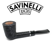 Savinelli - Otello - Rusticated  - 409 - 6mm Filter