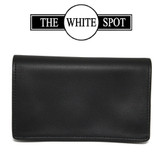 Alfred Dunhill - White Spot - Rotator - Black Leather Tobacco Pouch (PA2005)