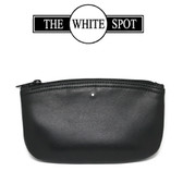 Alfred Dunhill - White Spot - Black Leather Tobacco Pouch (PA2003)