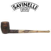 Savinelli -  Ginger's Favourite 104 - Rusticated