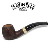 Savinelli - Tevere 626 Rustic - 6mm Filter
