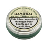 Wilsons of Sharrow Snuff - Natural - 5g - Small Tin
