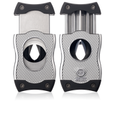 Colibri Cigar SV - Cut Cutter Two in One - Chrome & Black