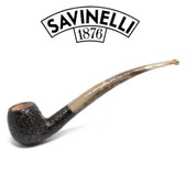 Savinelli -  Ginger's Favourite 626 - Rusticated