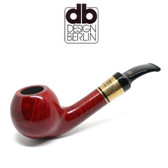 Design Berlin - 2017 Pipe of the Year (Red) (9mm Filter)