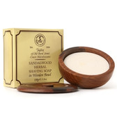 Taylor of Old Bond Street -Sandalwood Shaving Soap in Wooden Bowl - 150g