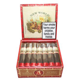 A J Fernandez - New World Navegante Robusto - Box of 21 Cigars