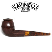 Savinelli - Tortuga Smooth 504 (6mm)