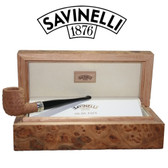 Achille Savinelli - 100th Anniversary Pipe - Limited Edition No. 7 of 100 - 9mm