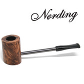 Erik Nørding - Compass Pipe - Poker - Smooth Brown #1