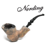Erik Nørding - Signed Black Grain Freehand #8
