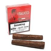 Ambasciator Italico - Ammezzato Rosso Arabico - Pack of 5 Cigars