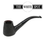 Alfred Dunhill - Shell Briar - Bent Brandy - Group 5  - White Spot