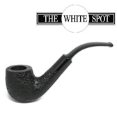 Alfred Dunhill - Shell Briar - 3 202 - Group 3 - Bent Saddle Stem - White Spot