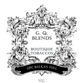 "GQ Blends - ""Blend it Yourself Kit"" - OPC Balkan Full 50g"